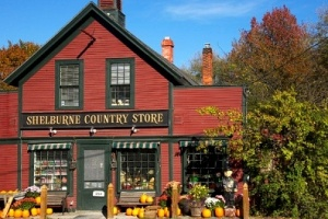 Shelburne Country Store Vermont Artisan Village