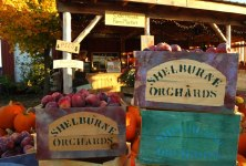 Shelburne Orchards VT Artisan Village