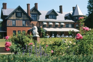 Inn at Shelburne Farms Gardens_Vermont Artisan Village