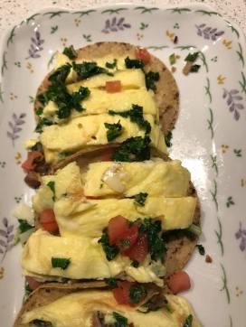 tortilla breakfast