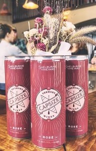 Capzie Rose Wine Crop