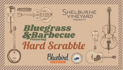 Vineyard bluegrass and BBQ 2018